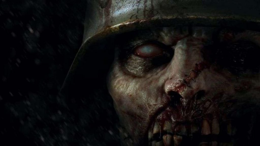 Call of Duty WWII Zombie