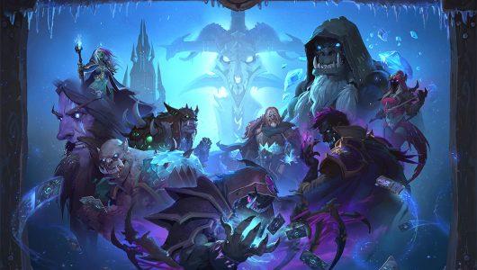 """Hearthstone: disponibile l'espansione """"Cavalieri del Trono di Ghiaccio"""""""