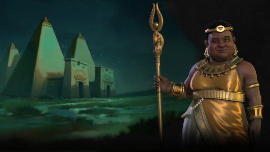 Civilization VI Nubia