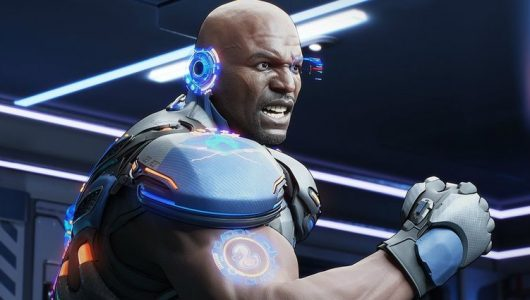 Crackdown 3 Terry Crews Commander Jaxon
