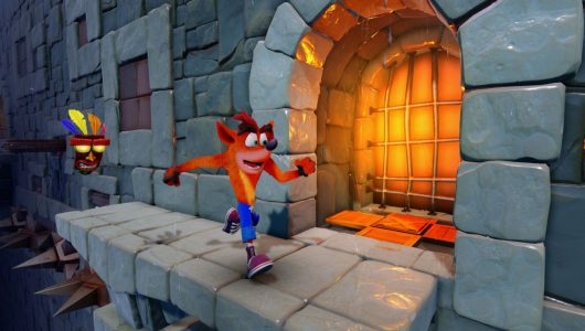 Crash Bandicoot N Sane Trilogy Stormy Ascent DLC