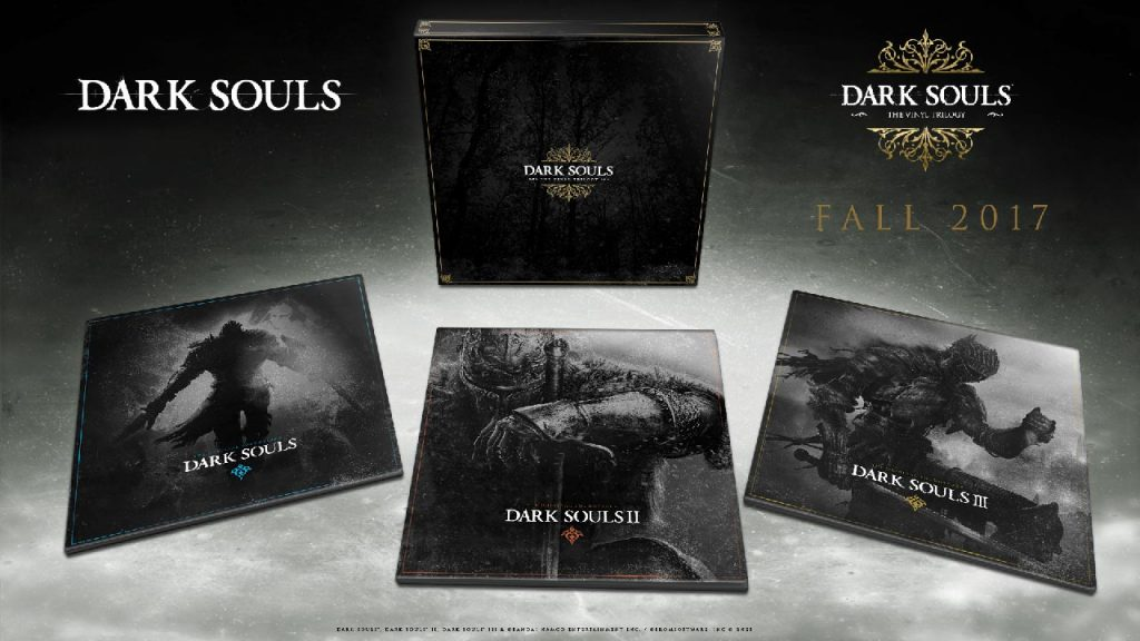 Dark Souls The Vinyl Trilogy