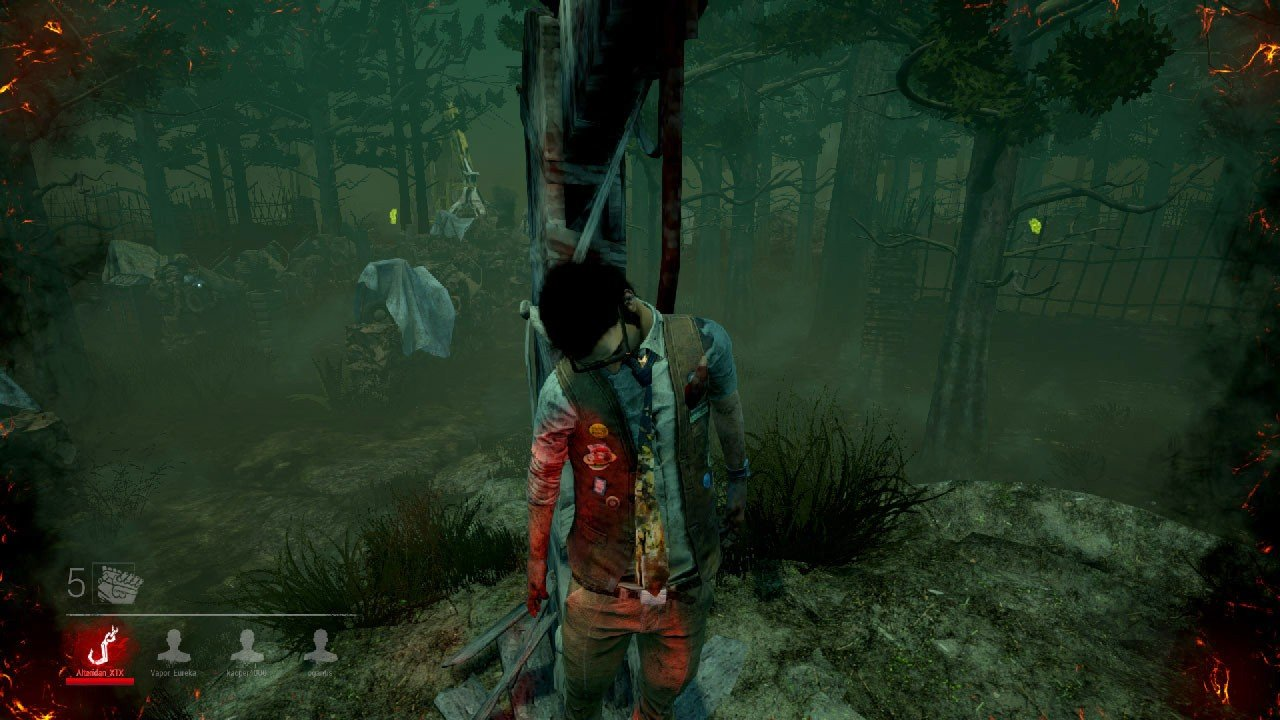 Dead by Daylight PC PS4 Xbox One immagine 02