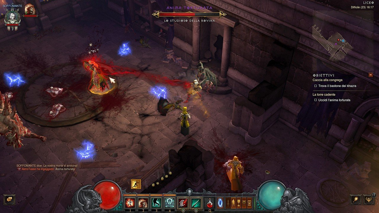 Diablo III Rise of the Necromancer immagine PC PS4 Xbox One 11