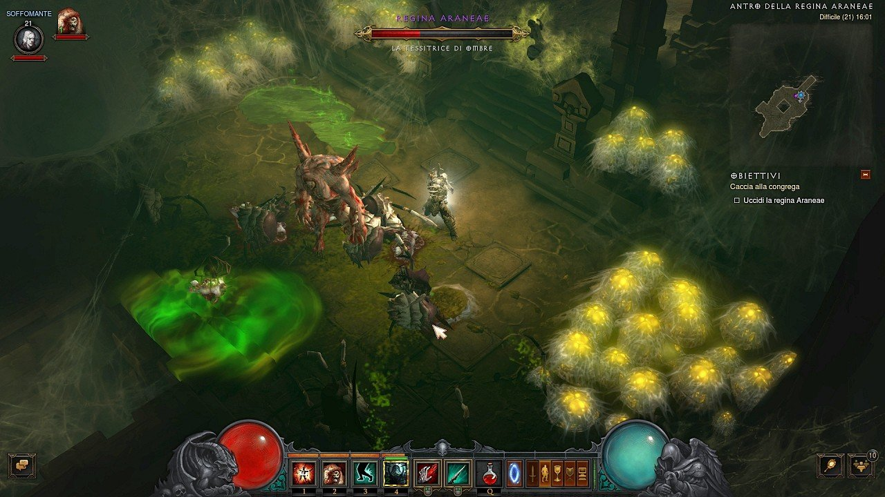Diablo III Rise of the Necromancer immagine PC PS4 Xbox One 12