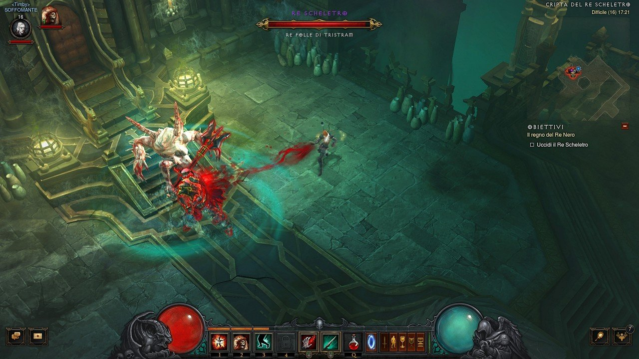 Diablo III Rise of the Necromancer immagine PC PS4 Xbox One 13
