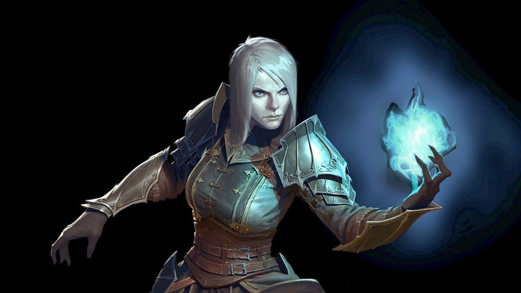 Diablo III eternal collection amiibo