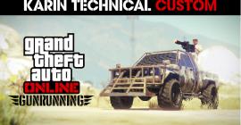 GTA Online Karin Technical Custom