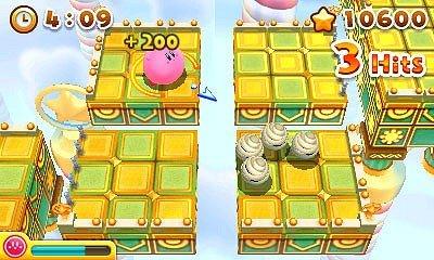 Kirby's Blowout Blast immagine 3DS 02