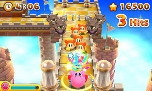 Kirby's Blowout Blast immagine 3DS 03