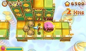 Kirby's Blowout Blast immagine 3DS 04