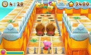 Kirby's Blowout Blast immagine 3DS 05