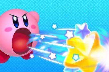 Kirby's Blowout Blast immagine 3DS Hub