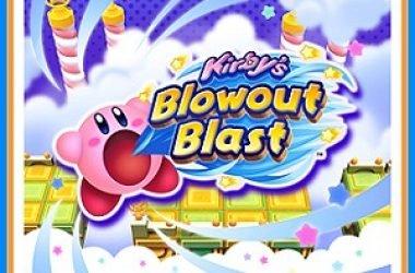 Kirby's Blowout Blast immagine 3DS Hub piccola