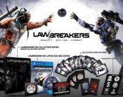 Limited Run Games annuncia Collector ed edizione fisica per LawBreakers