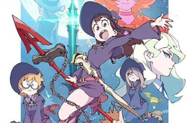 Little Witch Academia Chamber of Time PC PS4