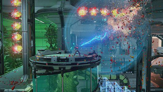 Matterfall si mostra in otto minuti di gameplay