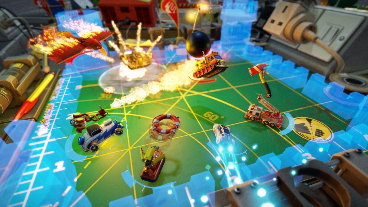 Micro Machines World Series immagine PC PS4 Xbox One 10