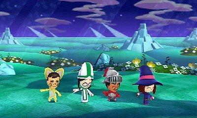 Miitopia immagine 3DS 09