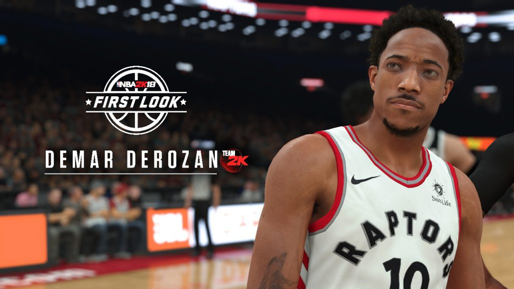 NBA 2K18 nba milano fan zone