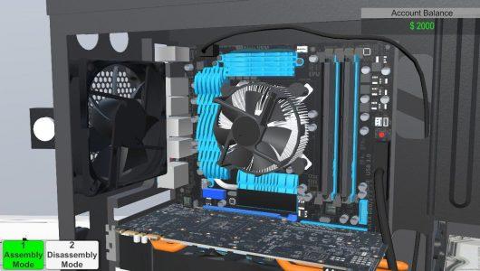 PC Building Simulator Steam