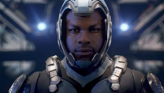 Pacific Rim Uprising teaser trailer