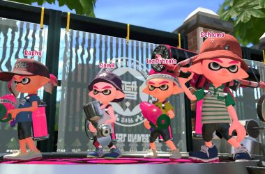 Splatoon 2 immagine Switch 12