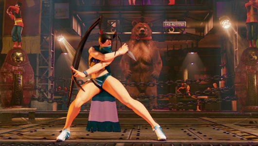 Street Fighter V costumi ibuki