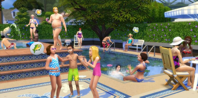 The Sims 4 prova gratuita ea access