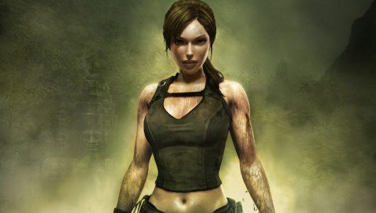 Tomb Raider underworld Xbox One