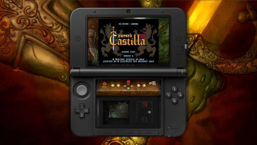 Cursed Castilla: annunciata la versione per Nintendo 3DS