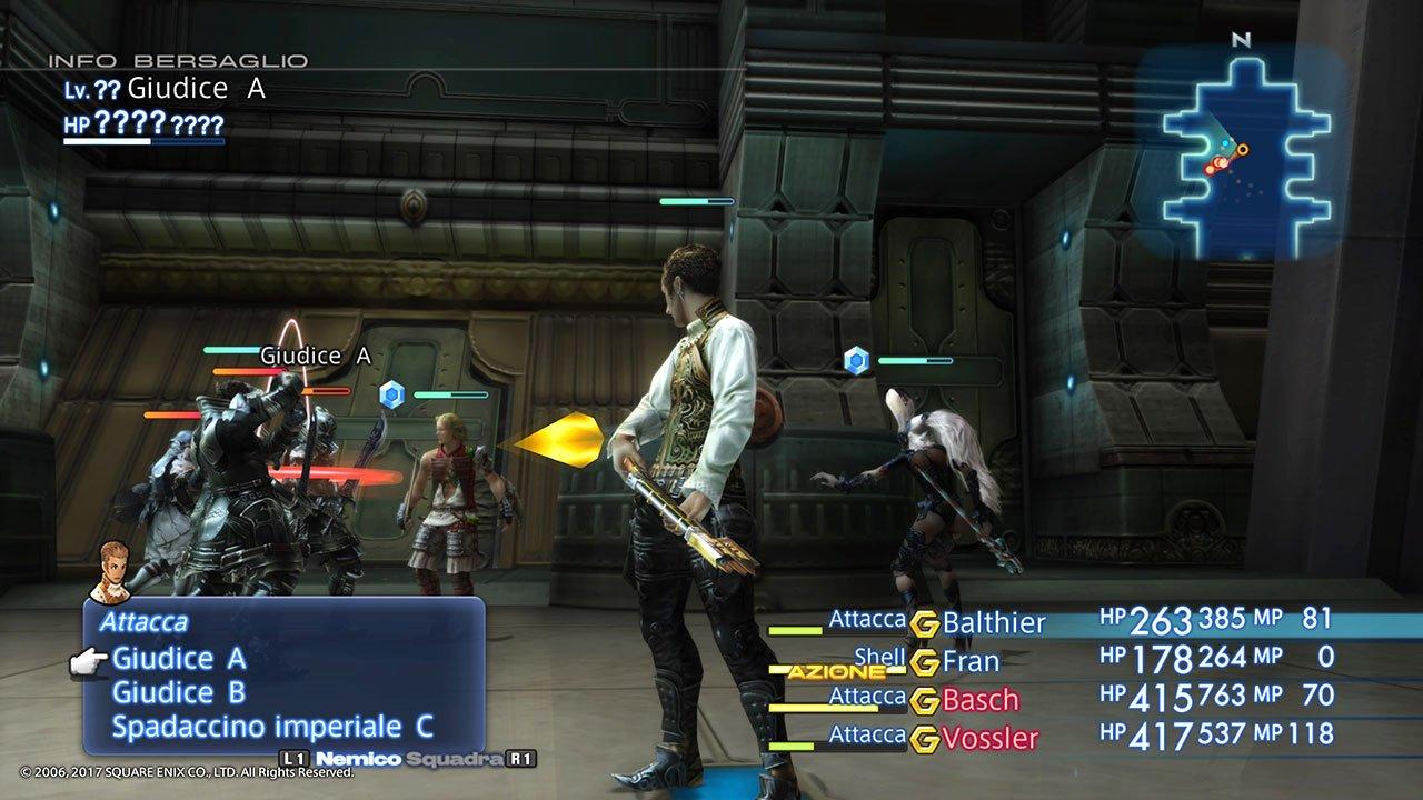 Trailer di lancio per Final Fantasy XII: The Zodiac Age