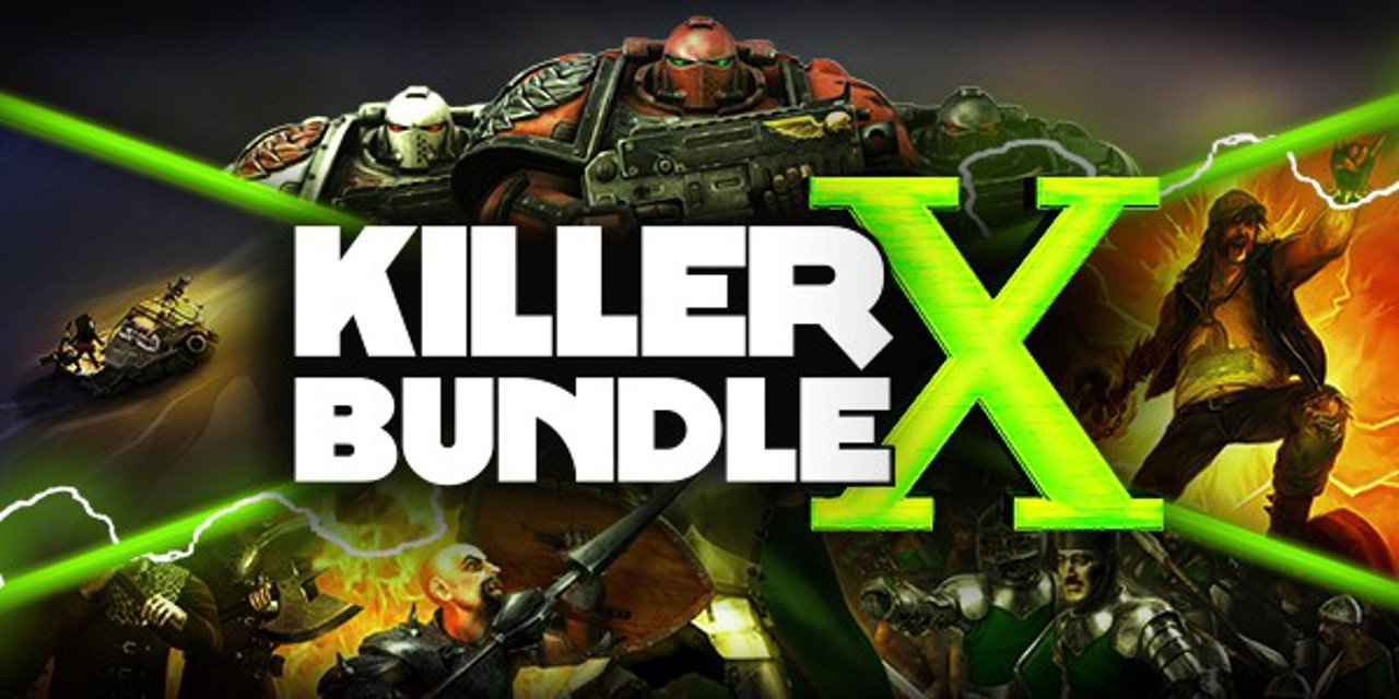 Bundle Stars annuncia il 10th Killer Bundle