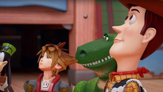 kingdom hearts 3 uscita toy story
