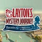 Layton Mistery Journey per iOS e Android ha una data d'uscita