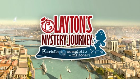 Layton Mistery Journey per iOS e Android ha una data d'uscita