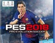 Luis Suarez sarà la cover star di PES 2018