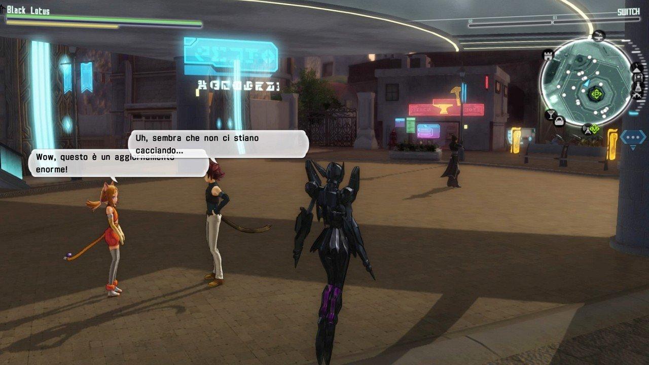 Accel World vs Sword Art Online immagine PS4 PS Vita 06