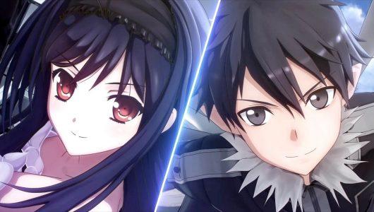 Accel World vs Sword Art Online per PC ha una data d'uscita