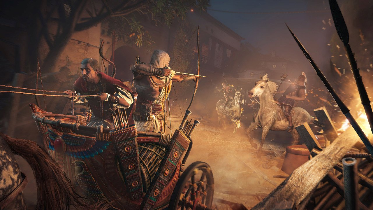 Assassin's Creed Origins trailer gamescom