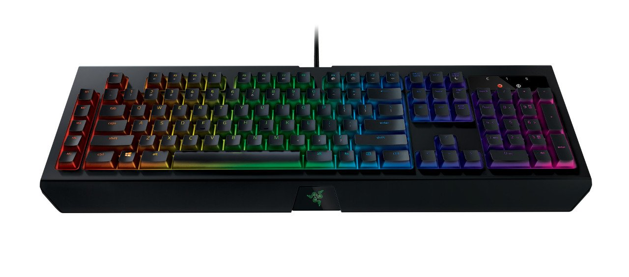 Razer annuncia la tastiera BlackWidow Tournament Edition Chroma V2