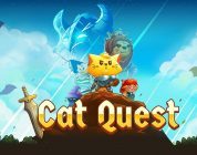 Cat Quest nintendo switch data uscita