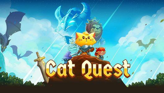 Cat Quest nintendo switch data uscita