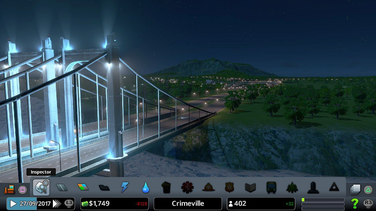 Cities Skylines PS4 immagine 09