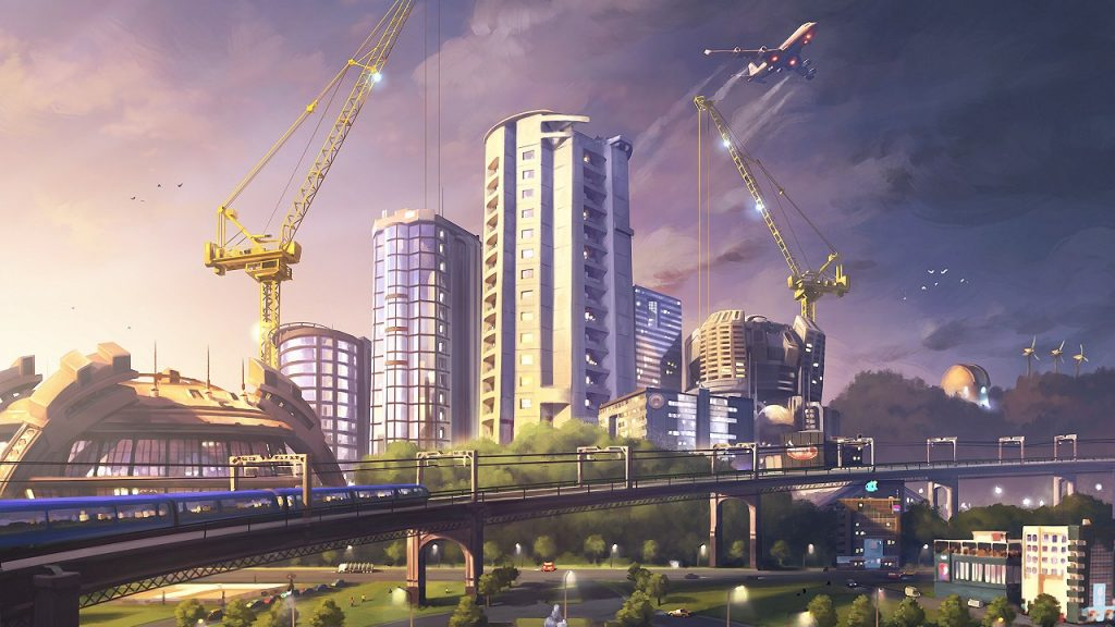 Cities Skylines prova gratuita steam