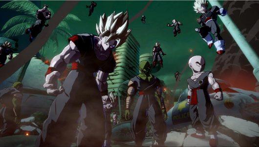 Dragon Ball FighterZ trailer tokyo game show