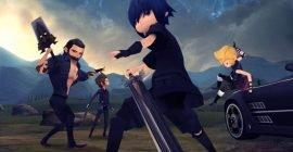 Final Fantasy XV Pocket Edition annunciato per dispositivi mobile