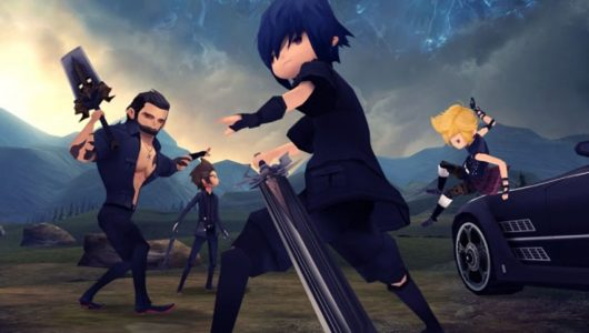 Final Fantasy XV Pocket Edition data uscita