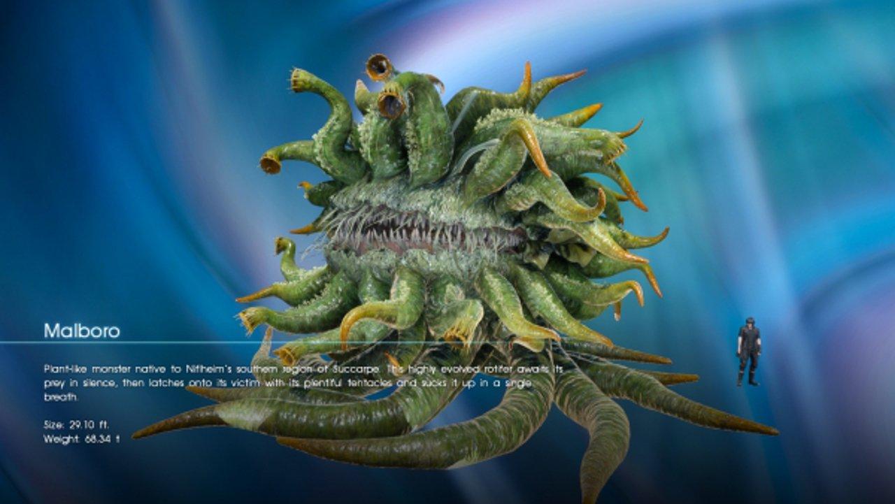 Final Fantasy XV: disponibile l'aggiornamento 1.15