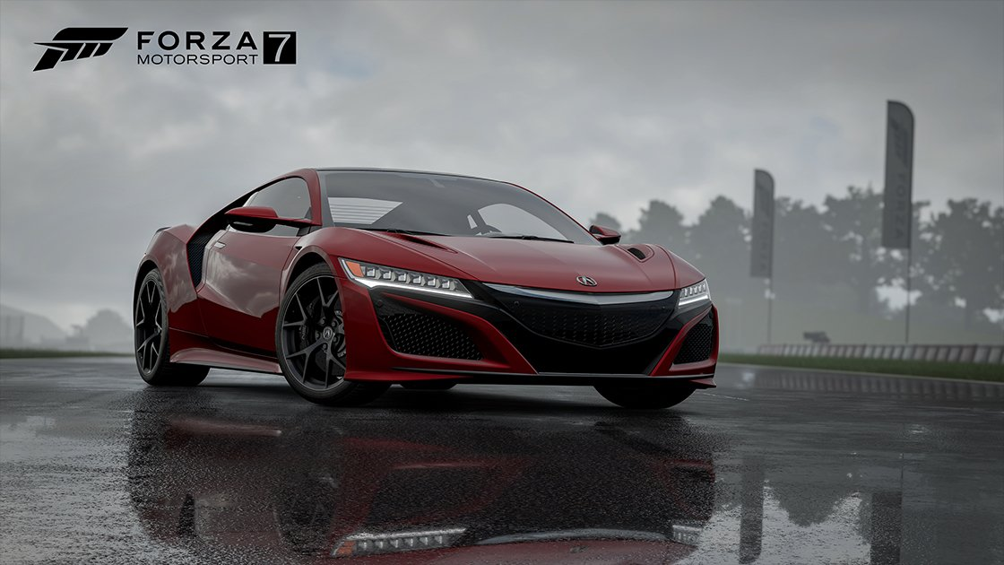 Forza Motorsport 7 PC Xbox One immagine